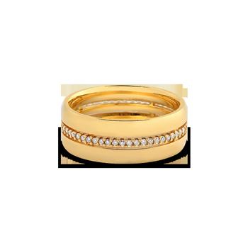 Alianças de Casamento, Noivado e Compromisso   Vivara 729b554d2b