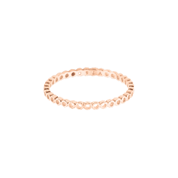 Anel Stacky Ouro Rosé