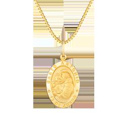 Medalhas Religiosas e Escapulários   Vivara e1ed877c06