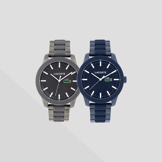 6aa60bf0ec4 Relógio Lacoste Feminino Aço - 2001031