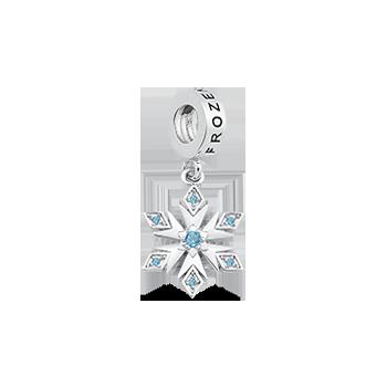 51f061261e8 Pingente Life Floco de Neve Frozen. Coleção Life Disney