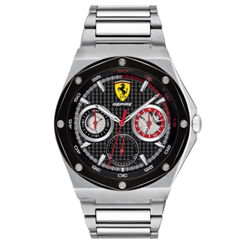 9737b1ab1c4 Relógio Scuderia Ferrari Masculino Aço - 830535