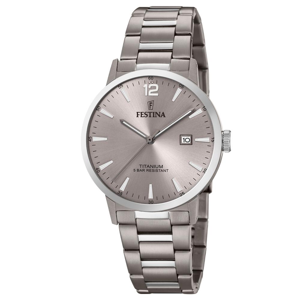 Relógios Titânio