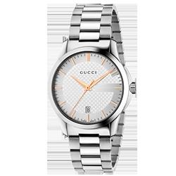 be9087262dc Relógio Gucci Unissex Aço - YA126442