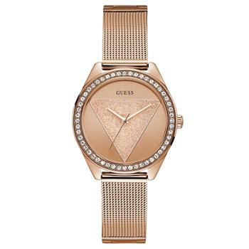 d497e87d57c Relógio Guess Feminino Aço Rosé - W1142L4