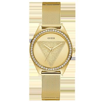 465589a93a6fd Relógio Guess Feminino Aço Dourado - W1142L2
