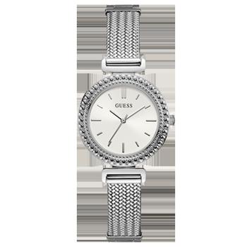 cb523cb913e Relógio Guess Feminino Aço - W1152L1