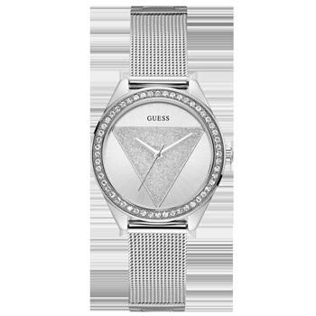 8e9667e7597 Relógio Guess Feminino Aço - W1142L1