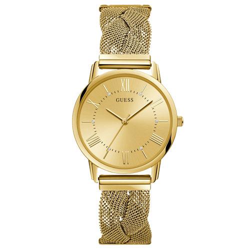6be2df0a658 Relógio Guess Feminino Aço Dourado - W1143L2