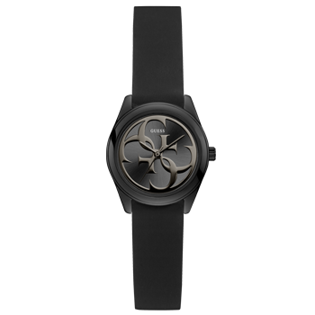 53a4cf96606 Relógio Guess Feminino Borracha Preta - 92720LPGTPU1