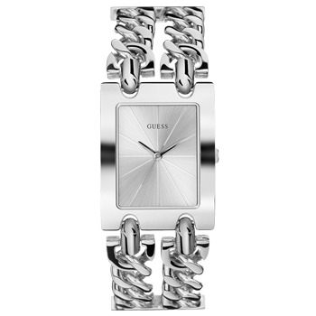 33d2118e40a Relógio Guess Feminino Aço - 92715L0GTNA1