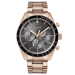 6f6b2dc83eb Relógio Hugo Boss Masculino Aço Dourado - 1513632R  1.850
