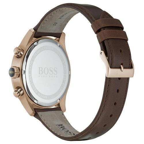 850eb778675 Vivara Relógios Relógio hugo boss masculino couro marrom - 1513604. Passe o  mouse para ampliar. Confira o estoque deste produto nas lojas