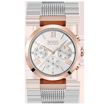 2dac429eb21 Relógio Hugo Boss Feminino Aço - 1502427