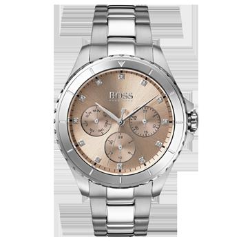 a8ee558eb49 Relógio Hugo Boss Feminino Aço - 1502444