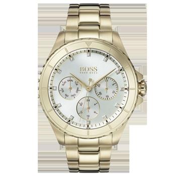 7a930db561c Relógio Hugo Boss Feminino Aço Dourado - 1502445