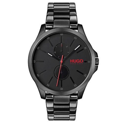 ddf52644ff6 Relógio Hugo Boss Masculino Aço Preto - 1530028