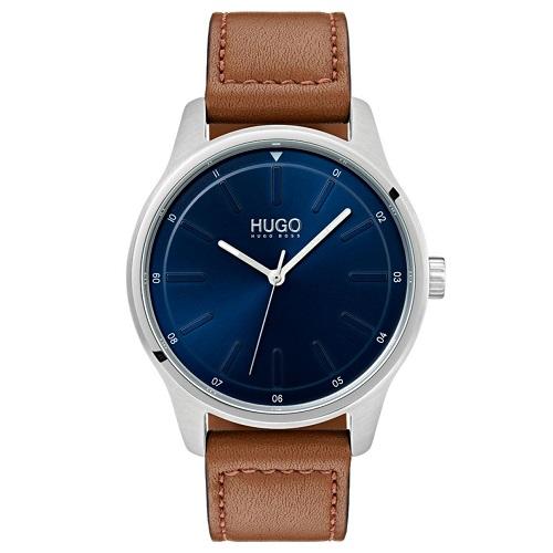 c43e3081eea Relógio Hugo Boss Masculino Couro Marrom - 1530029