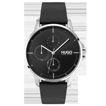 7c279cfb0f2 Relógio Hugo Boss Masculino Couro Preto - 1530022
