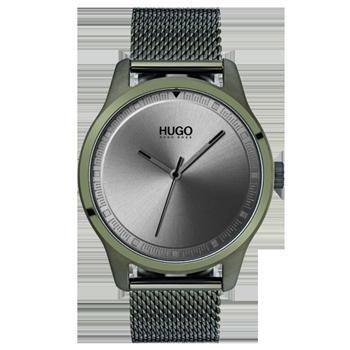 f63718f4e7a Relógio Hugo Boss Masculino Aço Verde - 1530046