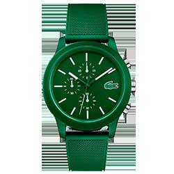 e903ed4db51 Relógio Lacoste Masculino Borracha Verde - 2010973R  550