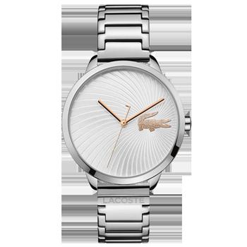 b1e91ef2393 Relógio Lacoste Feminino Aço - 2001059
