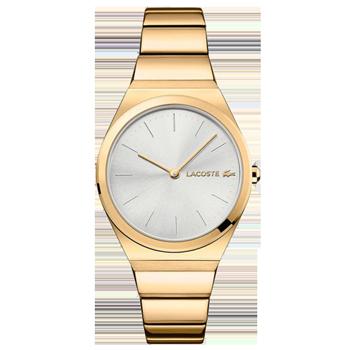 6fe26ffdef6 Relógio Lacoste Feminino Aço Dourado - 2001056