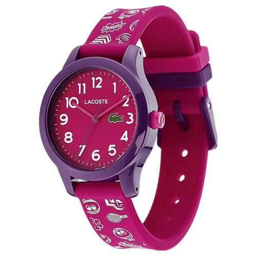 725049225 Vivara Relógios Relógio lacoste infantil borracha rosa - 2030012. Passe o  mouse para ampliar. Confira o estoque deste produto nas lojas