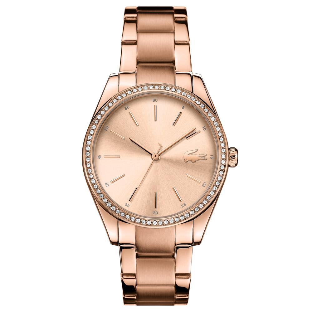 Relógio Lacoste Feminino Aço Rosé - 2001084