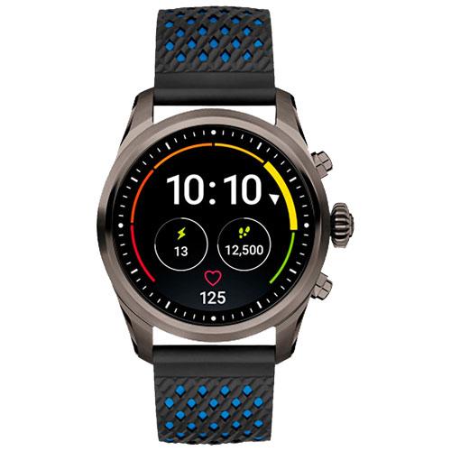 Smartwatch Montblanc Summit 2 Unissex Borracha Preta - 123863