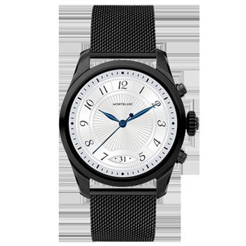 9382d82b4b3 Smartwatch Montblanc Summit 2 Unissex Aço Preto - 123865