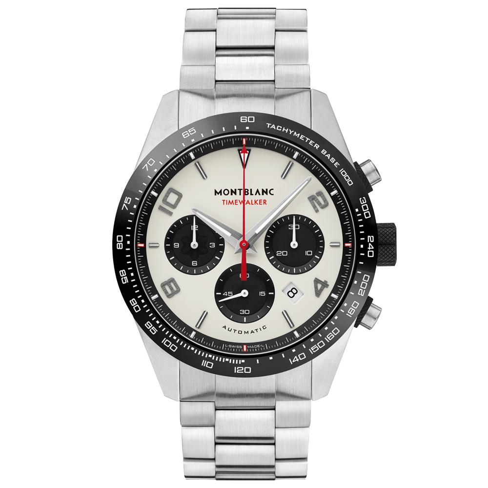 76b35583b23 Relógio Montblanc Masculino Aço - 118490