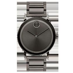 dc701e64f17 Relógio Movado Masculino Aço Cinza - 3600509