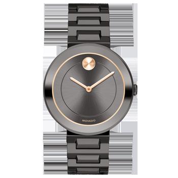 5fa1f464b4f Relógio Movado Feminino Aço Cinza - 3600500