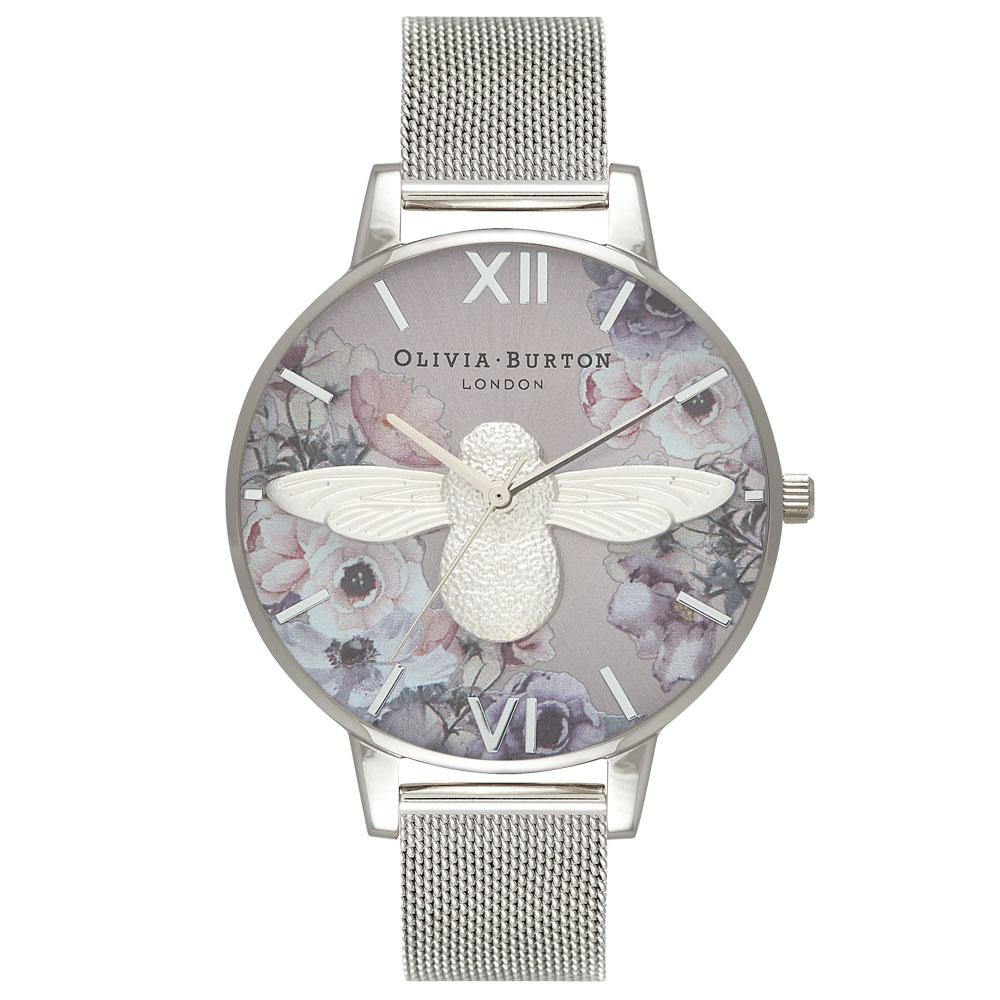 8897ceb4806 Relógio Olivia Burton Feminino Aço - OB16PP42