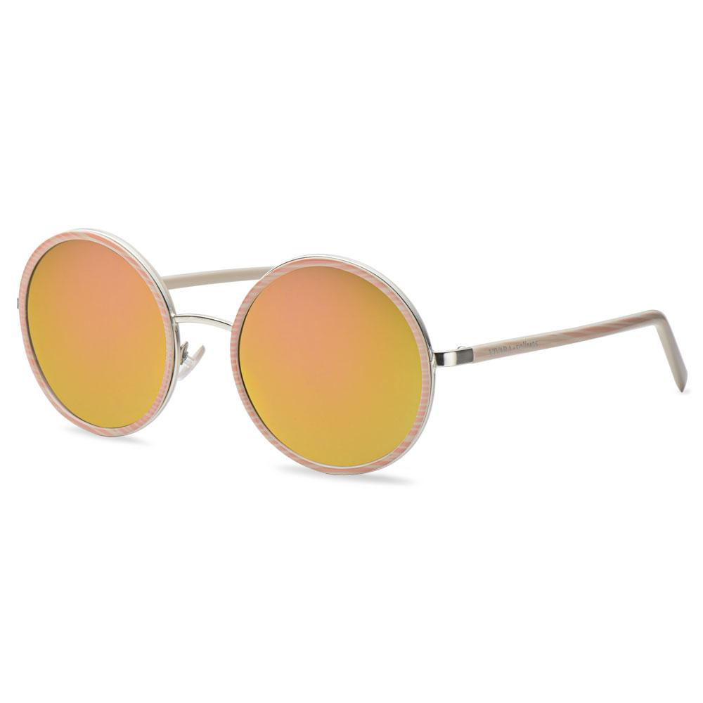 ... Brasil 2334237ed2a7a2  Óculos de Sol Redondo em Acetato Bege - Colecao  Vivara + Salinas 4f8014058cd190 ... f0165582ef