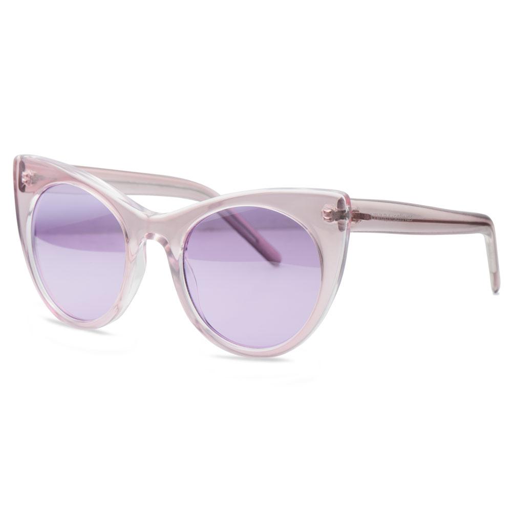 Óculos de Sol Gatinho em Acetato Rosa - Colecao Vivara + Salinas b4aee8df46