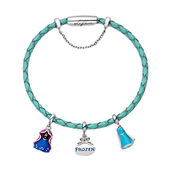 Pulseira Life Wishes Kids - Princesa Frozen