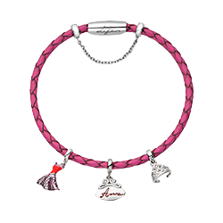 Pulseira Life Wishes Kids - Princesa Aurora