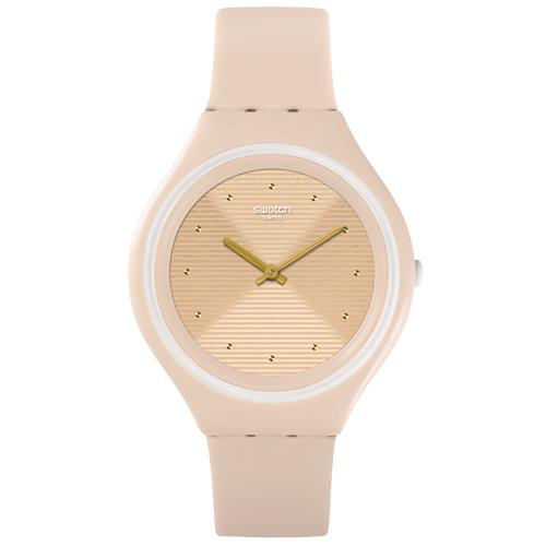 a63083fb7a0 Relógio Swatch Feminino Borracha Rosa - SVUT100
