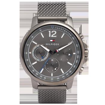 baf6adad076 Relógio Tommy Hilfiger Masculino Aço Preto - 1791530