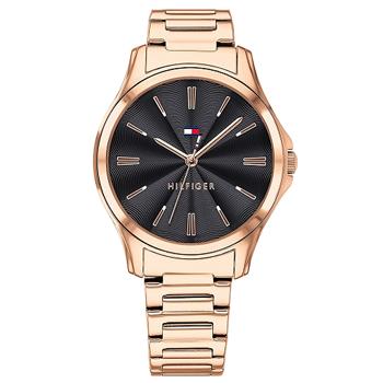 377436058cd Relógio Tommy Hilfiger Feminino Aço Rosé - 1781951