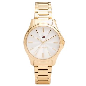 acdefd642fd Relógio Tommy Hilfiger Feminino Aço Dourado - 1781950