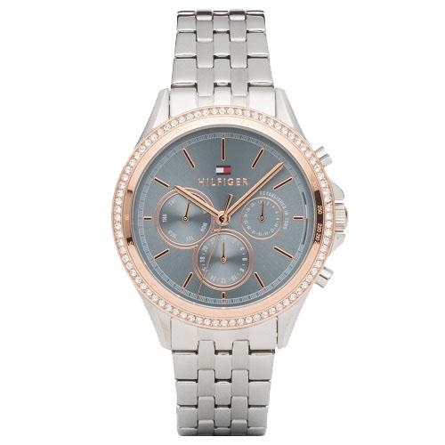 ca3eeecf9e5 Relógio Tommy Hilfiger Feminino Aço - 1781976