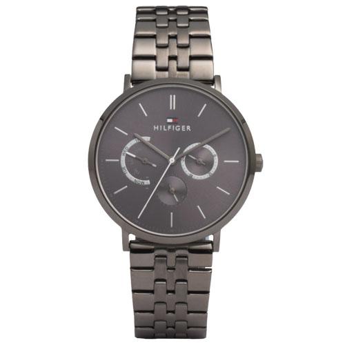 2a0ae106b84 Relógio Tommy Hilfiger Feminino Aço Cinza - 1710374