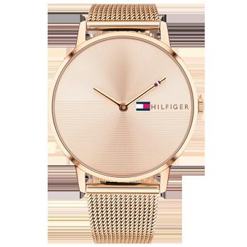 8ff7ed99913 Relógio Tommy Hilfiger Feminino Aço Rosé - 1781967