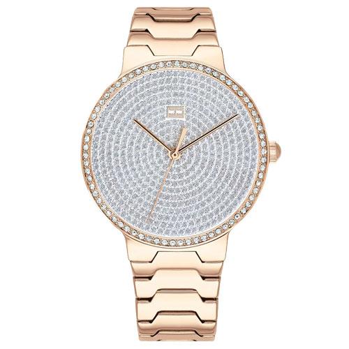 8db92d65d1b Relógio Tommy Hilfiger Feminino Aço Rosé - 1781999