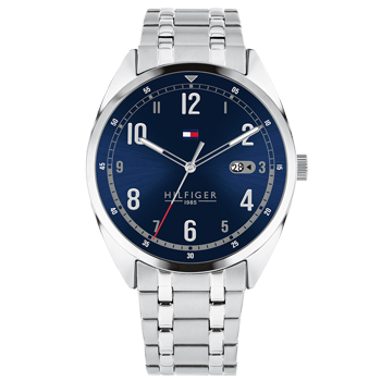 fa616fc1274 Relógio Tommy Hilfiger Masculino Aço - 1791569