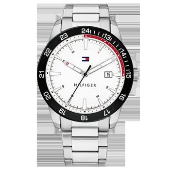 fa57aa1a2ab Relógio Tommy Hilfiger Masculino Aço - 1791536