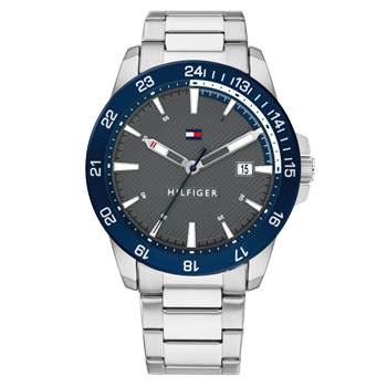 78d32e1fc30 Relógio Tommy Hilfiger Masculino Aço - 1791567